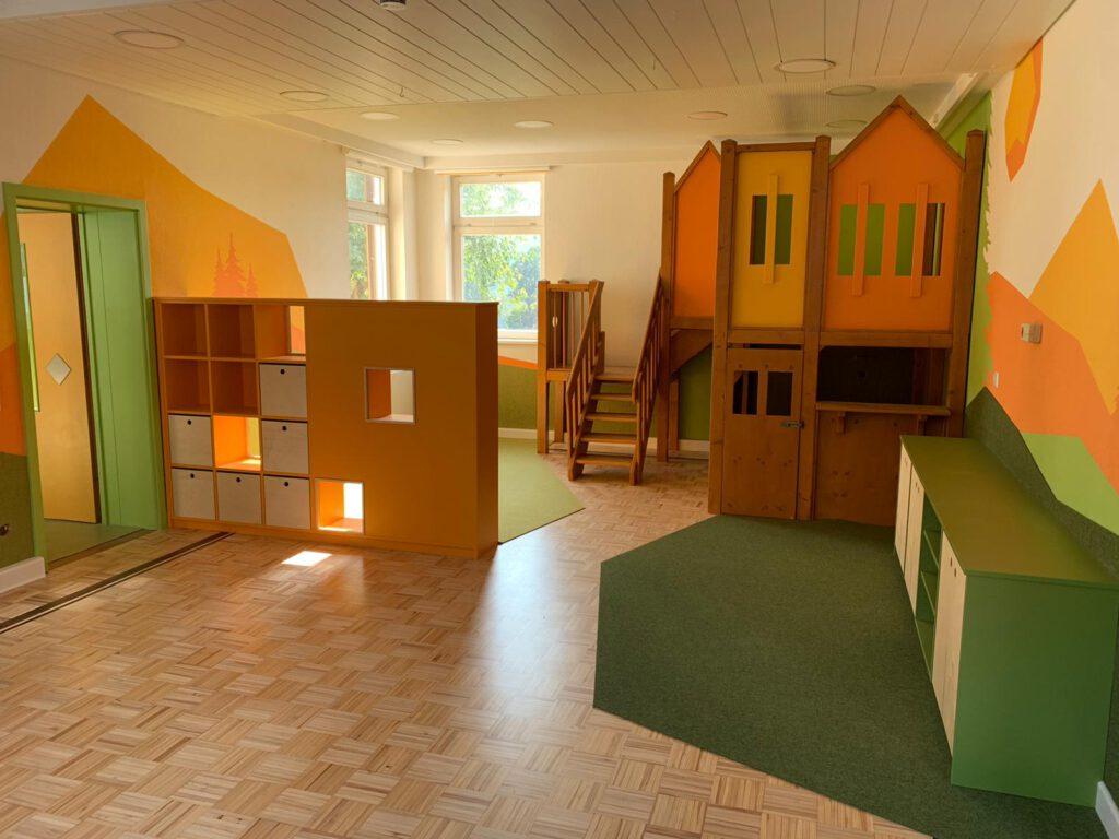 Spielzimmer (Kindergarten Schwarzenberg)